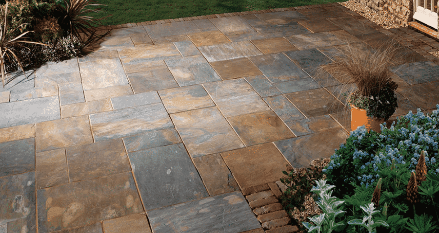 Natural Stone Tiles Walkways