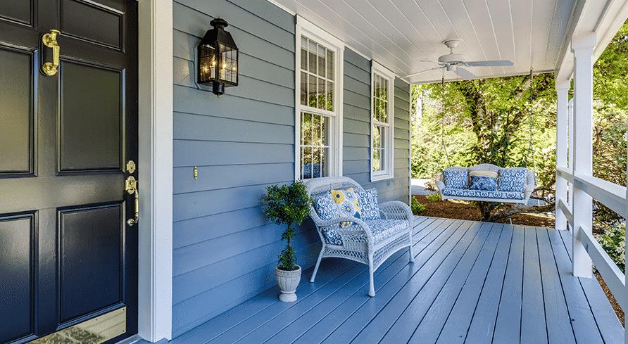 Repaint the Porch