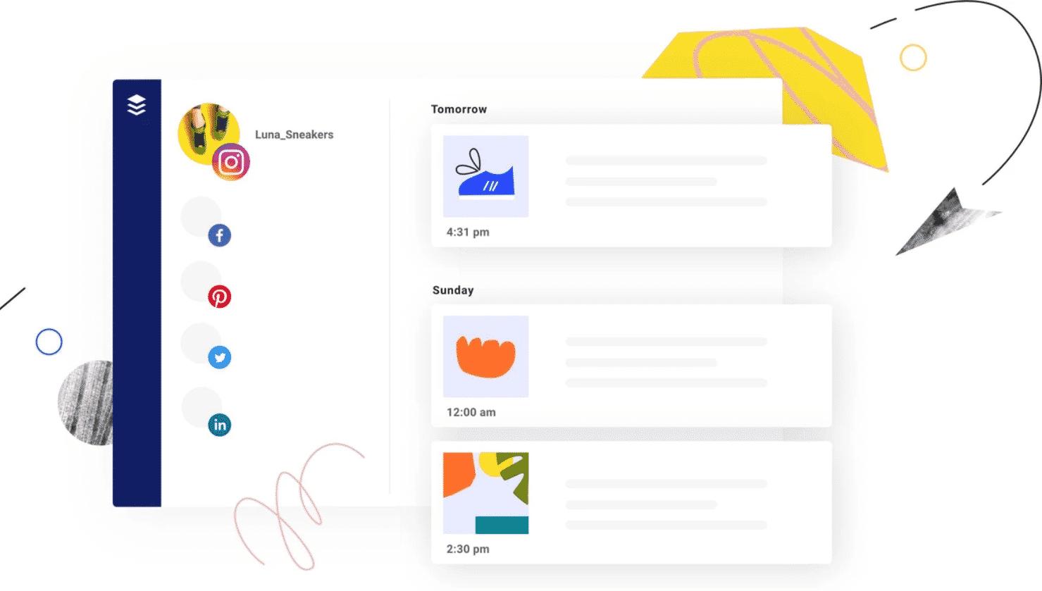 Buffer post scheduler software