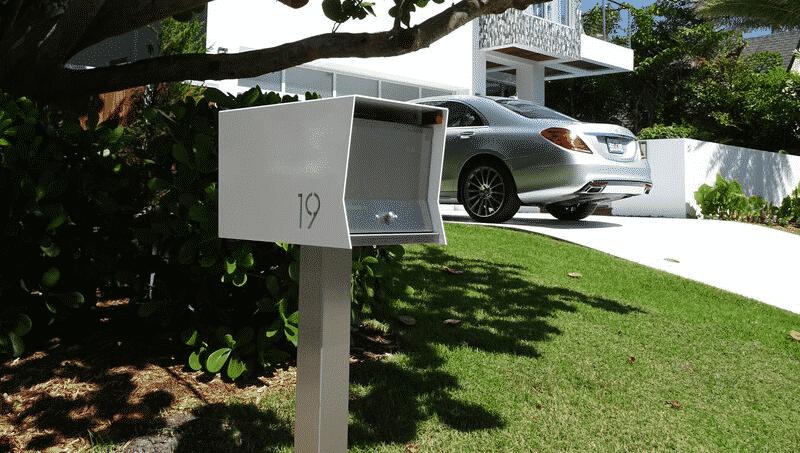 Upgraded Mailbox