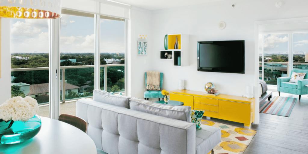 home decors - living room