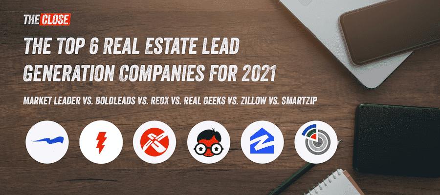 Real Estate Lead Generation Companies