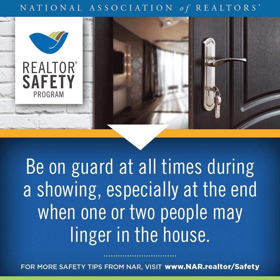 Realtor Safety Program
