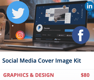 Social Media Cover Image Kit Banner