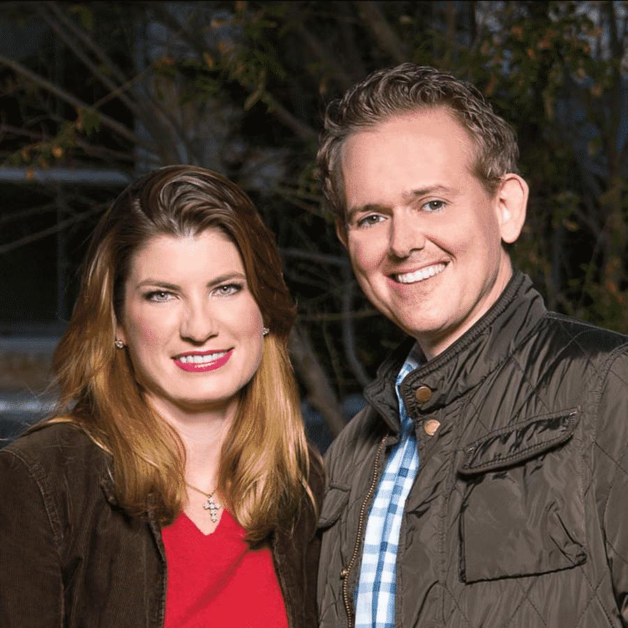 Tim and Julie Harris