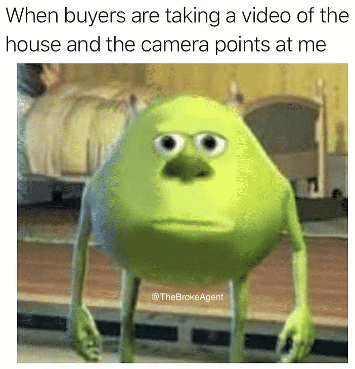 I wonder how many client's pictures I am lurking in the background of Meme