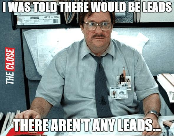 Leads meme
