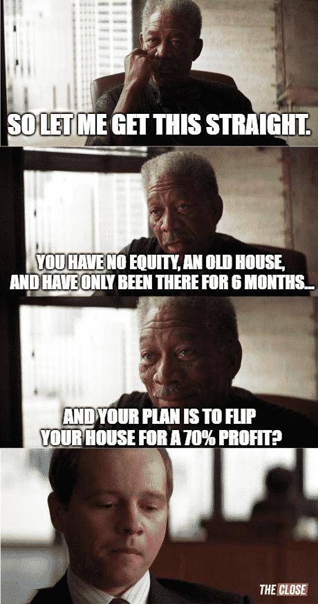 """New """"investors"""" be like Meme"""
