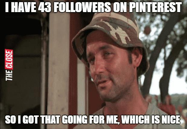 Pinterest meme