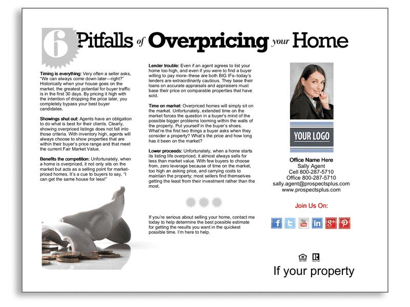 ProjectPlus! Seller Lead Prospecting Brochure