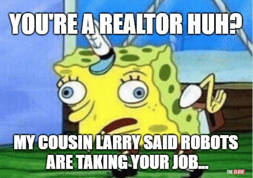Robots meme