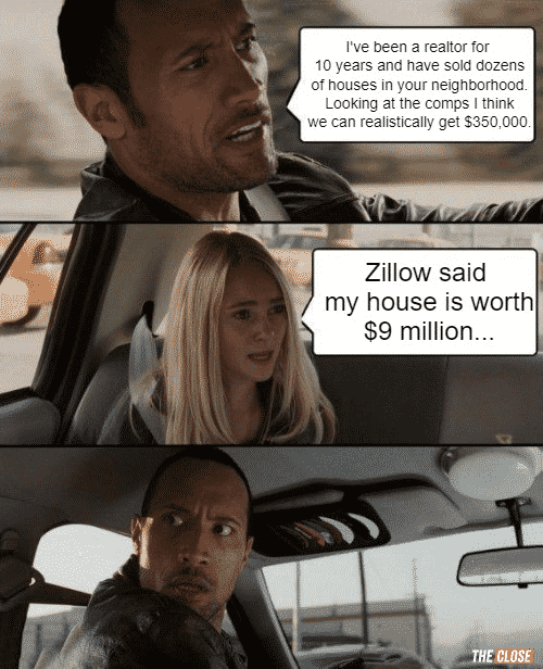 Zestimates meme