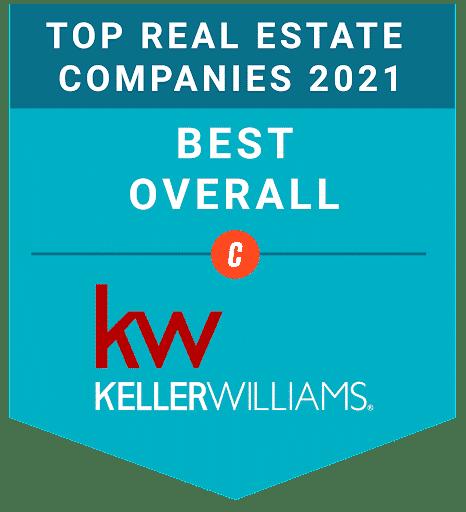 Top Real Estate Companies 2021 - Keller Williams