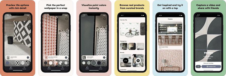 Primer AR app